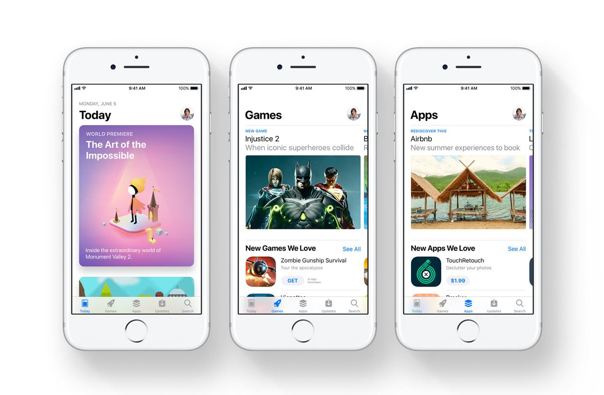 app store apple - ios - download lento