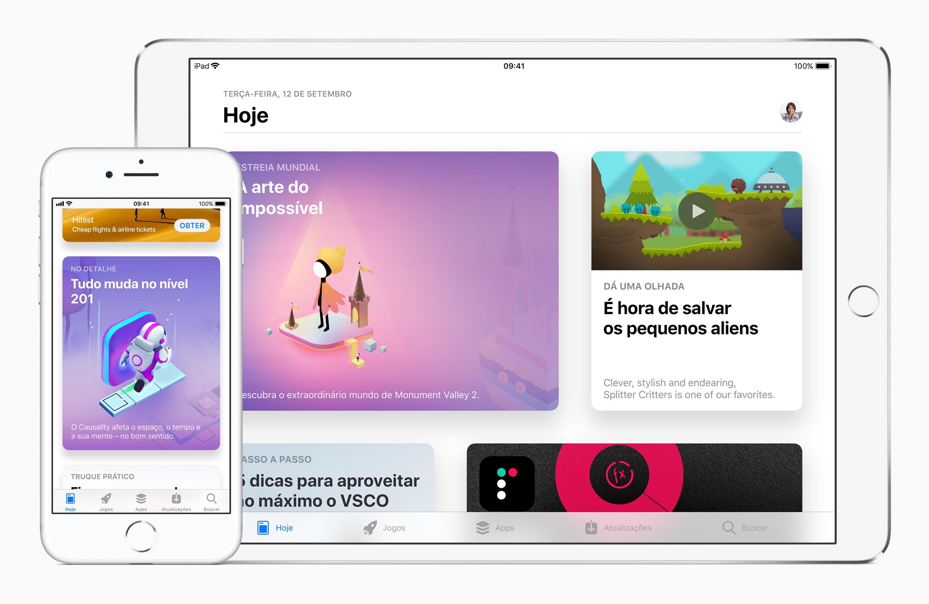 ios - app store como baixar jogos e aplicativos